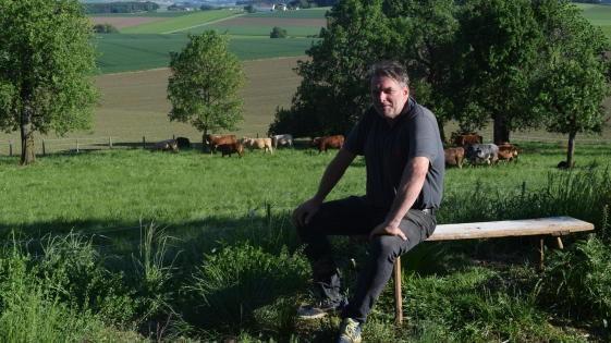 Metzger bietet Kunden nun erstes Fleisch vom eigenen Bauernhof